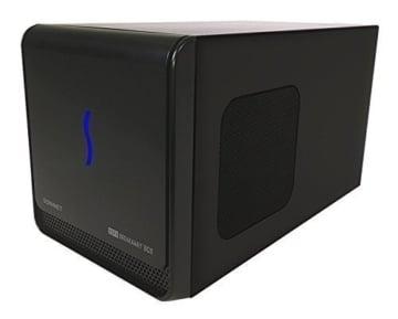 Sonnet Technologies GPU-350W-TB3Z Grafikkarte Schwarz - 1