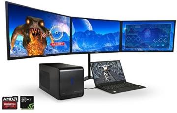 Sonnet Technologies GPU-350W-TB3Z Grafikkarte Schwarz - 4