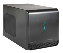 "Sonnet Technologies GPU-650W-TB3 eGFX Breakaway Box 650,""One FHFD x16 Graka slot schwarz - 1"