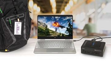 Sonnet Technologies GPU-RX560-TB3 Grafikkarten-Gehäuse schwarz - 3