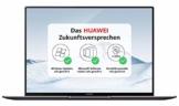 Huawei MateBook X Pro 35,31 cm (13,9 Zoll 3K-FullView-Touchscreen-Display) Notebook (Intel Core i7-8550U, 16 GB RAM, 512GB SSD, NVIDIA GeForce MX150 mit 2GB GDDR5, Windows 10 Home) grau - 1